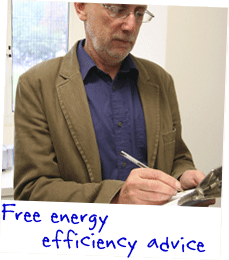 Picture: Free energy      efficiency advice