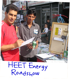 Picture: HEET Energy Roadshow in Waltham Forest